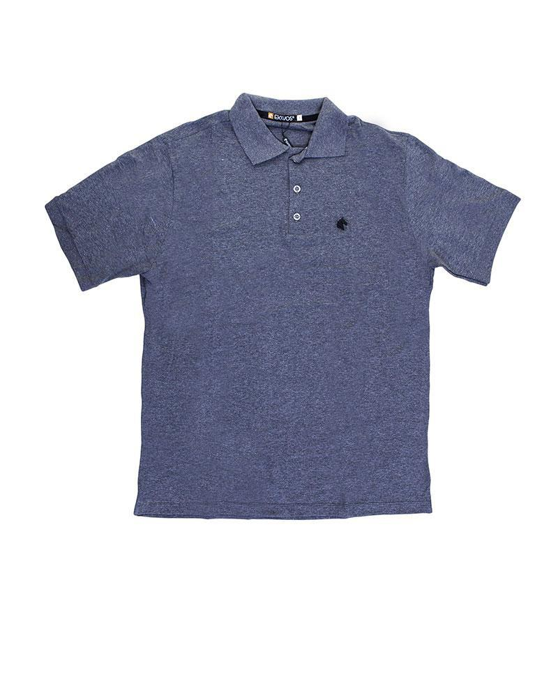 Polo Masculina Plus Size Lisa Ekwos